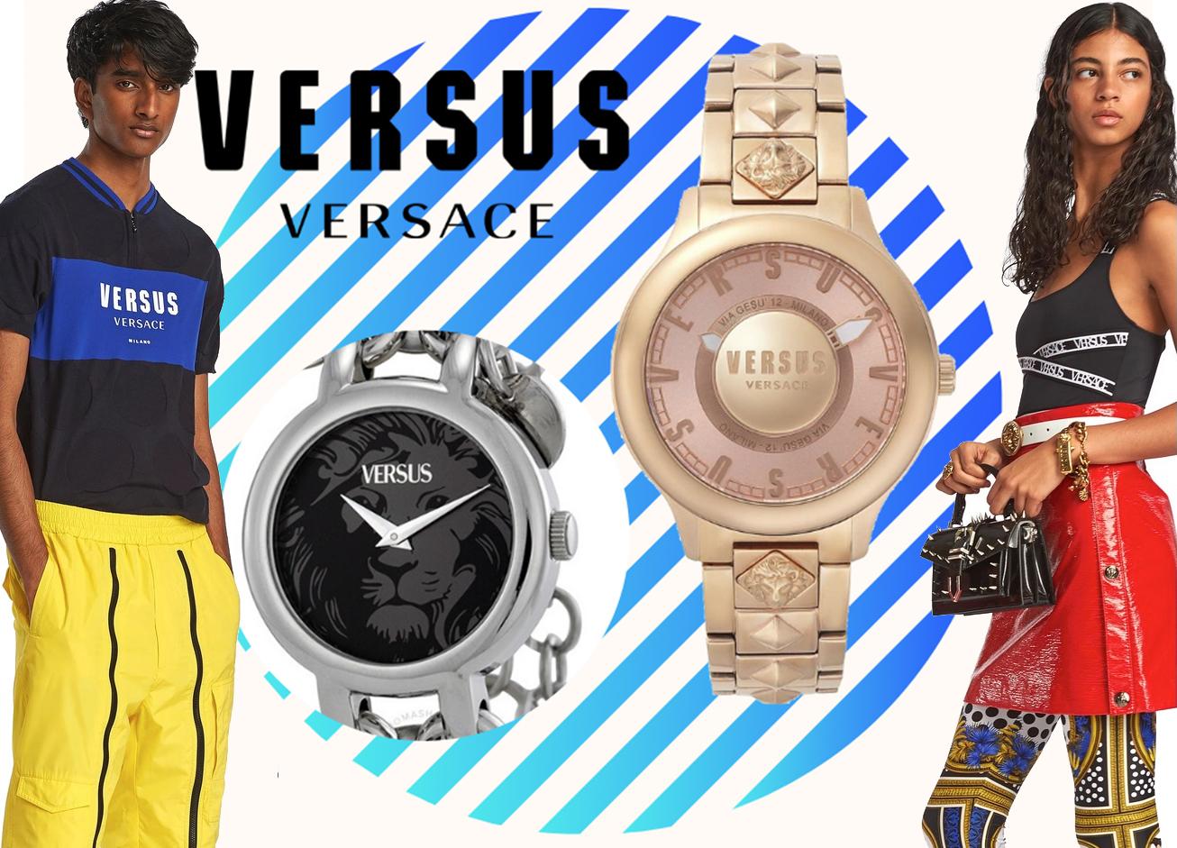 Orologi Versus di Versace